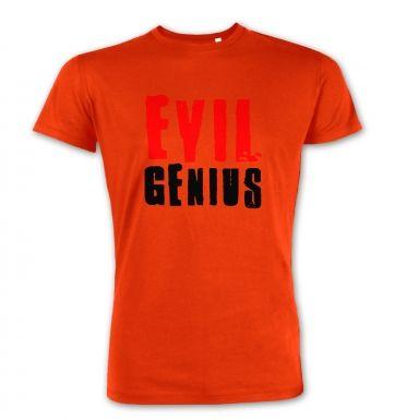 Evil Genius  premium t-shirt