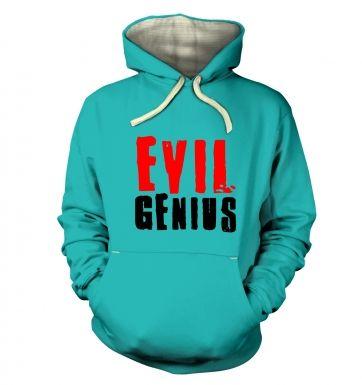 Evil Genius hoodie (premium)