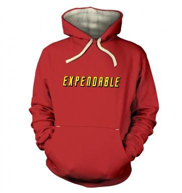 Expendable hoodie (premium)