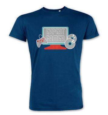 Expert Gamer premium t-shirt