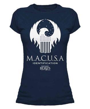 Fantastic Beasts MACUSA women's t-shirt - Official