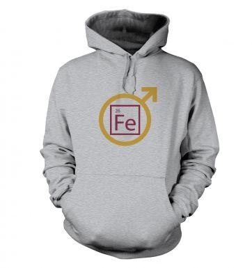 Fe Man hoodie