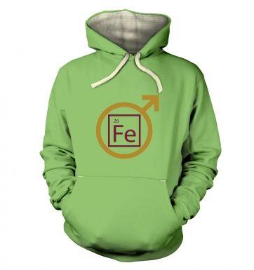 Fe Man  hoodie (premium)