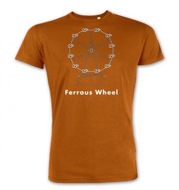 Ferrous Wheel premium t-shirt