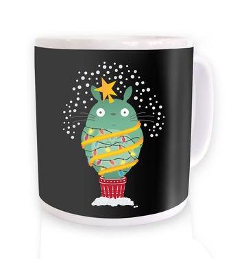 Festive Forest Spirit mug