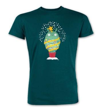 Festive Forest Spirit premium t-shirt