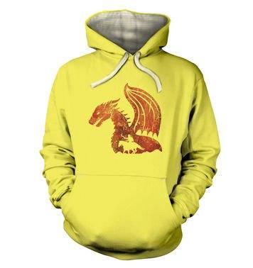 Field Of Fire premium hoodie