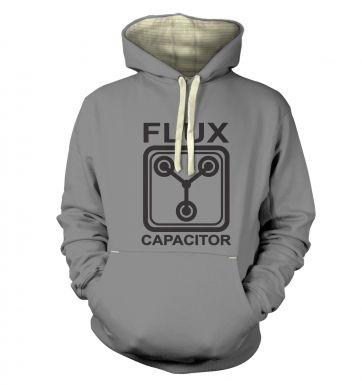 Flux Capacitor  hoodie (premium)
