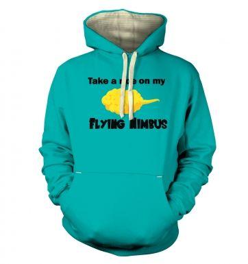 Flying Nimbus  hoodie (premium)