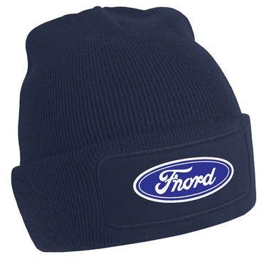 Fnord (Logo) beanie hat