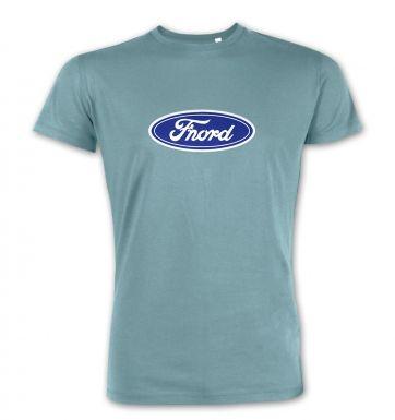 Fnord (logo)  premium t-shirt