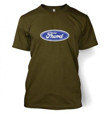 Fnord (logo)  t-shirt