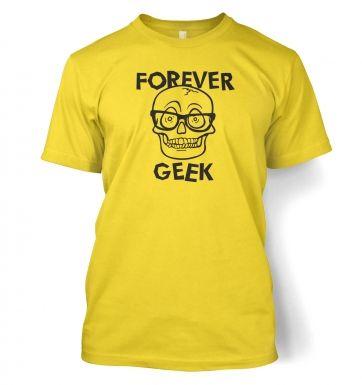 Forever Geek  t-shirt