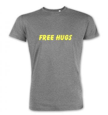 Free hugs  premium t-shirt