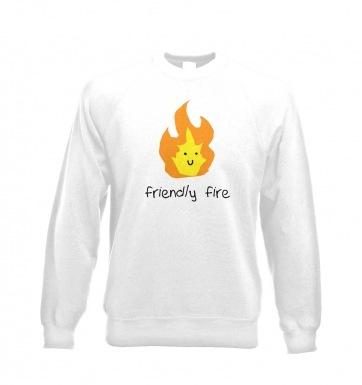 Friendly Fire sweatshirt