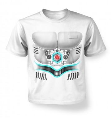 Futuristic Robot Costume kids' t-shirt