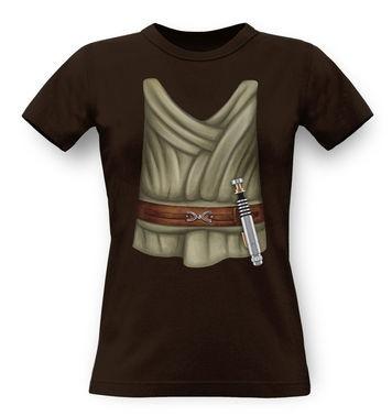 Galactic Knight Costume classic women's t-shirt