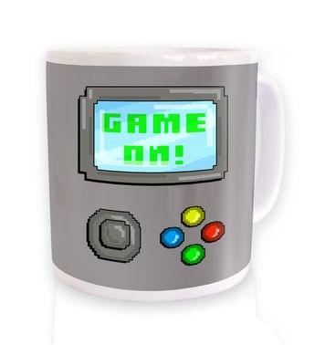 Game On mug