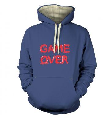 Game Over  hoodie (premium)