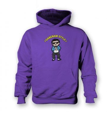 Gangnam Style  kids hoodie