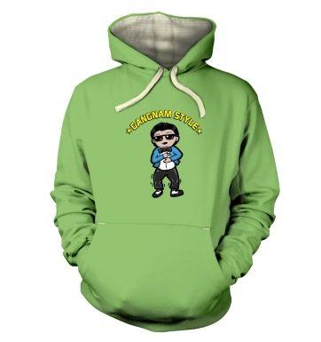Gangnam Style  hoodie (premium)