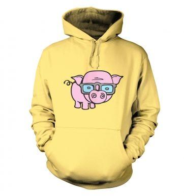 Geek Pig hoodie