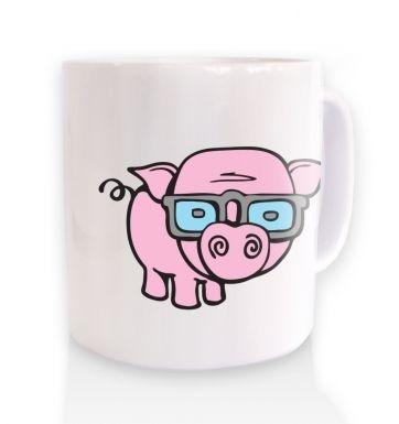 Geek Pig mug