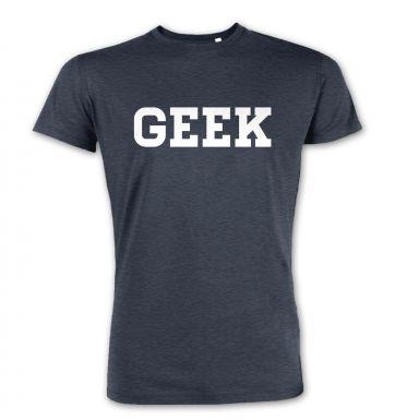 Geek premium t-shirt
