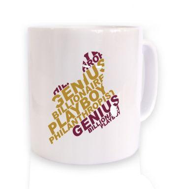 Genius Billionaire mug