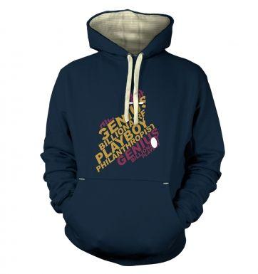 Genius Billionaire hoodie (premium)