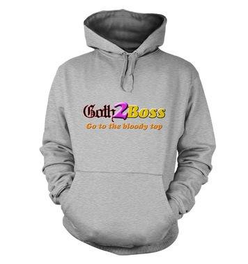Goth2Boss hoodie
