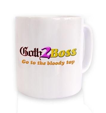 Goth2Boss mug