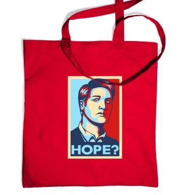 Governor retro poster tote bag