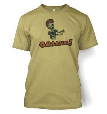 Graaains  t-shirt