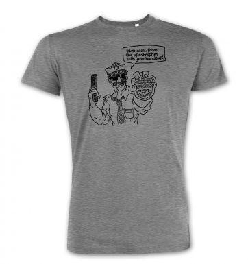 Grammar Police premium t-shirt