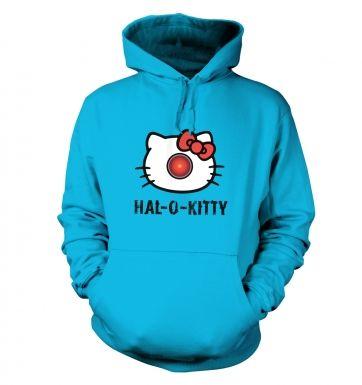 HAL-O Kitty hoodie