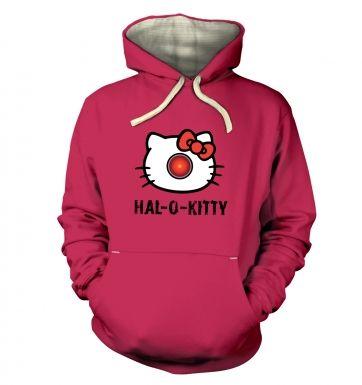 HAL-O Kitty hoodie (premium)