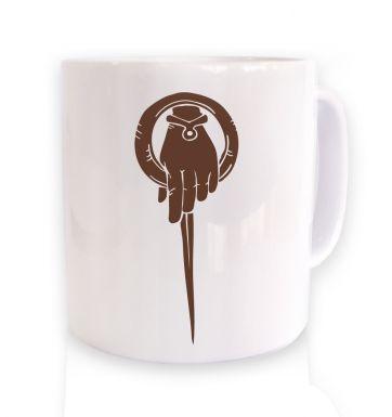 Hand Of The King Brooch  mug