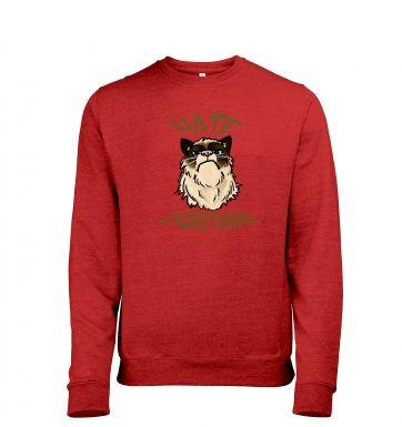 Hate Everything heather sweatshirt