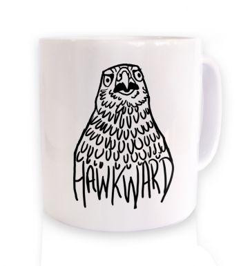 Hawkward mug