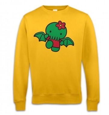 Hello Cthulhu sweatshirt