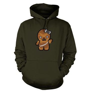 Hello Wookiee hoodie