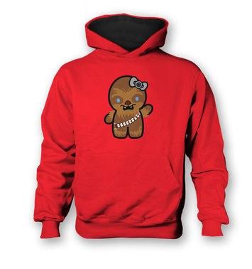 Hello Wookiee kids' hoodie