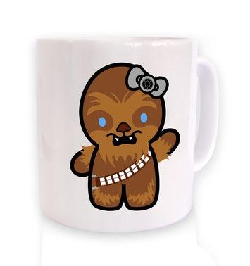Hello Wookiee mug