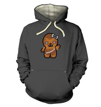 Hello Wookiee hoodie (premium)