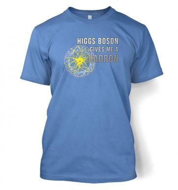 Higgs Boson Hadron  t-shirt