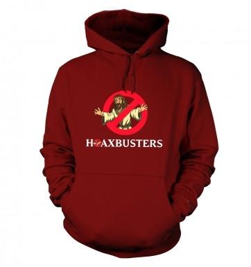 Hoaxbusters hoodie
