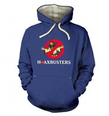 Hoaxbusters hoodie (premium)