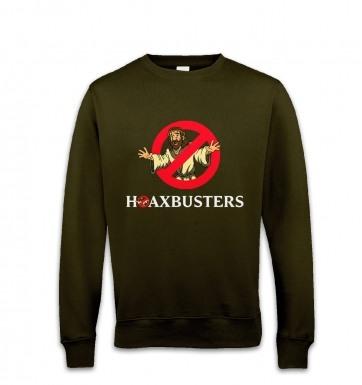 Hoaxbusters sweatshirt