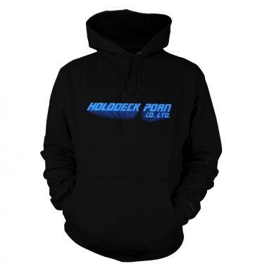 Holodeck Porn Company hoodie